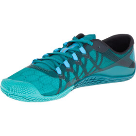Merrell Vapor Glove 3 Running Shoes Men turquoise